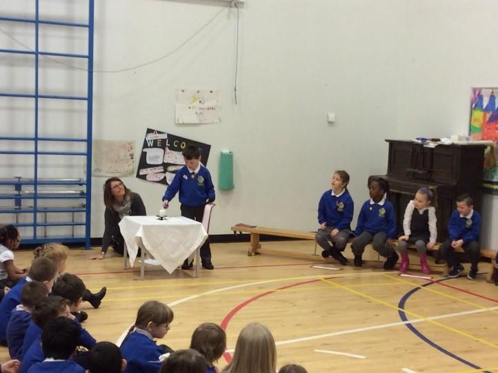 St David Edinburgh Assembly