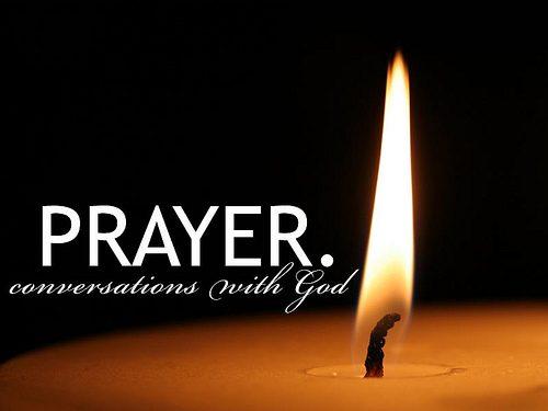 Parents, Children & Prayer